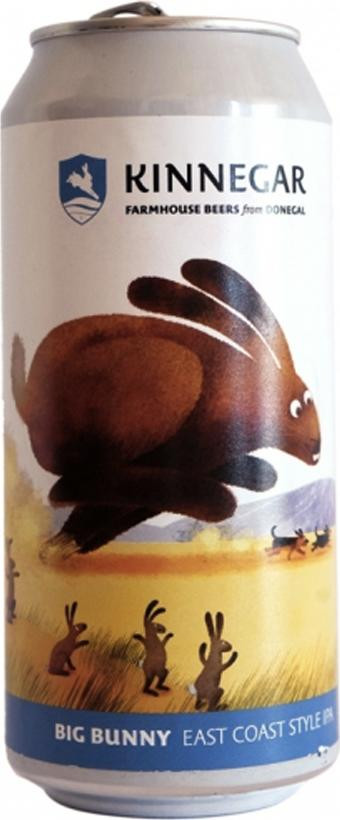 Kinnegar Big Bunny East Coast IPA 1 x 440ml can