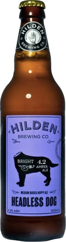 Hilden Headless Dog 1 x 500ml btl