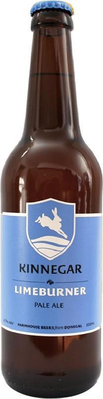 Kinnegar Lime Burner Pale Ale 1 x 500ml btl