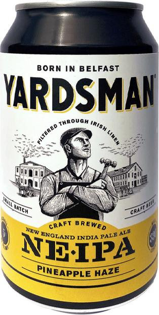 Yardsman NE.IPA 1 x 330ml can
